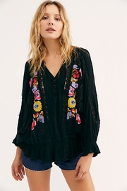 Free People Serafina Top - Front cropped