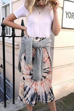 Free People Serious Swagger Skirt - Alternate List Image