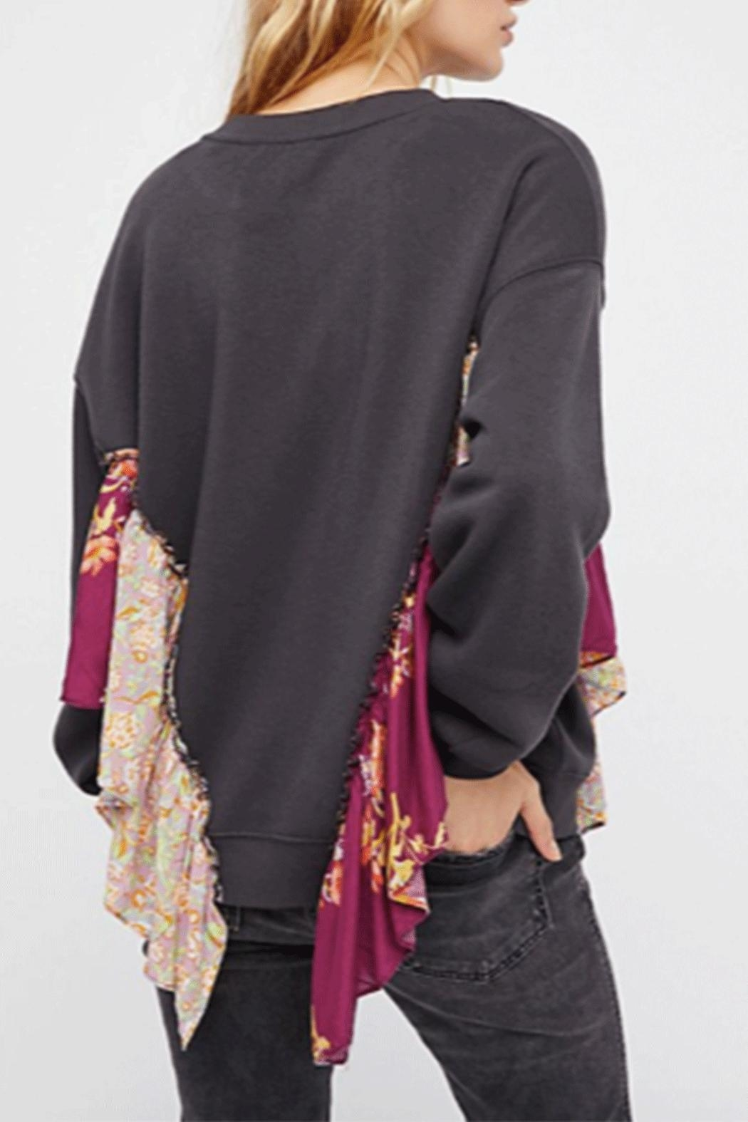 Free People She's Cute Pullover - Front Full Image
