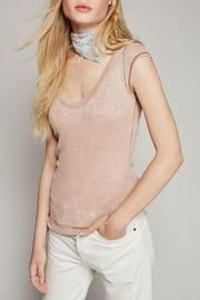 Free People Arthur Thermal Tee - Product Mini Image