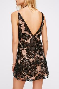 Free People Shimmer Mini Dress - Alternate List Image