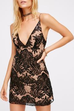 Free People Shimmer Mini Dress - Product List Image