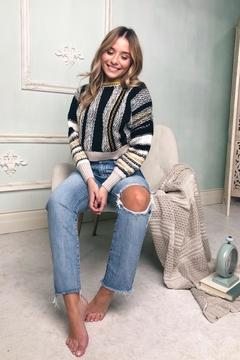 Free People Show Me Pullover - Product List Image
