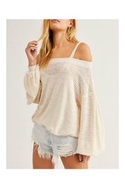 Free People Sistine Hacci Top - Product Mini Image