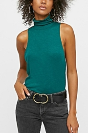 Free People Sleeveless Turtleneck - Product Mini Image