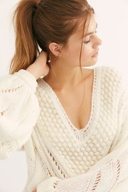 Free People Snowball Sweater - Front cropped