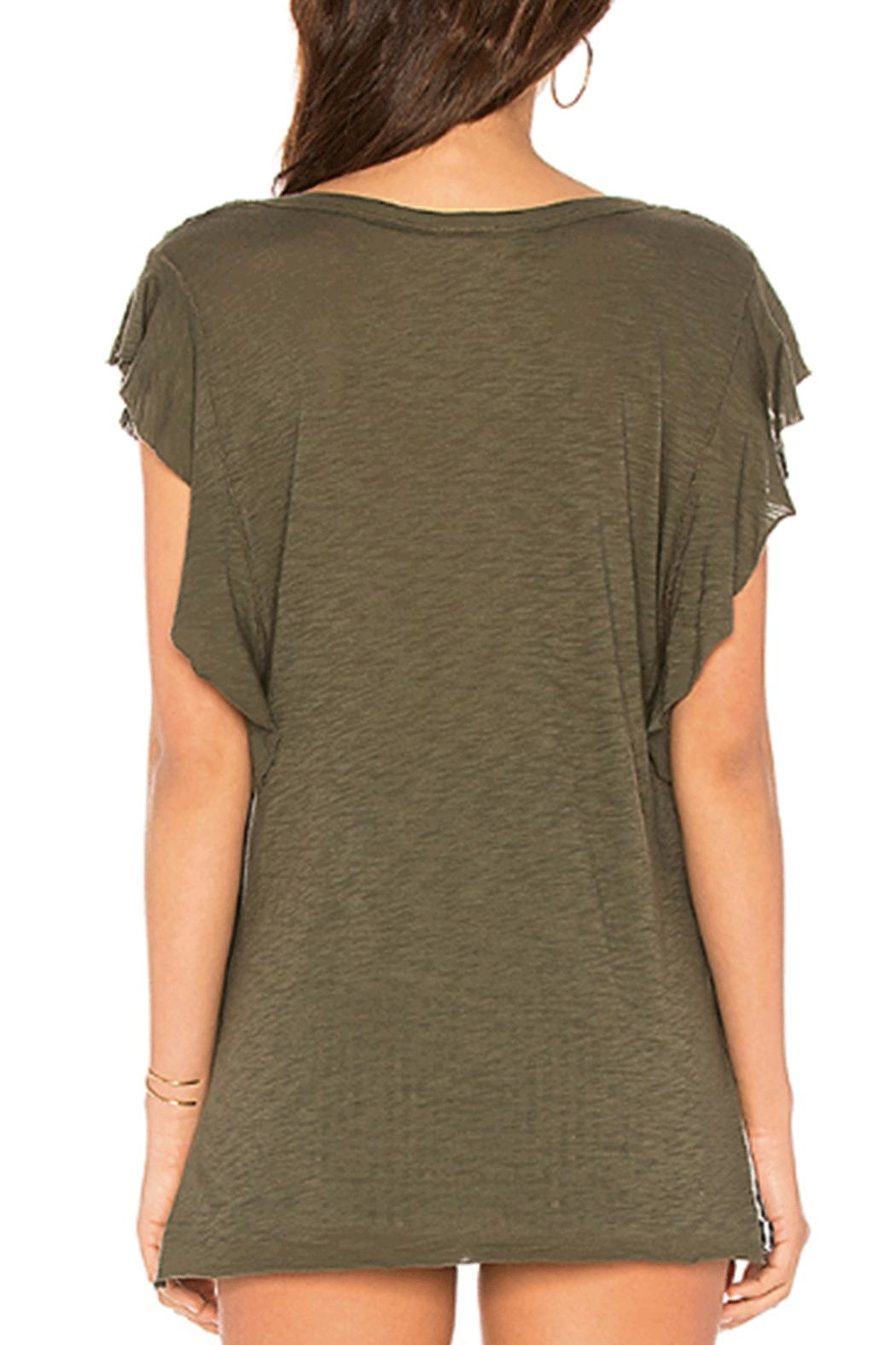Free People So Easy Tee - Side Cropped Image