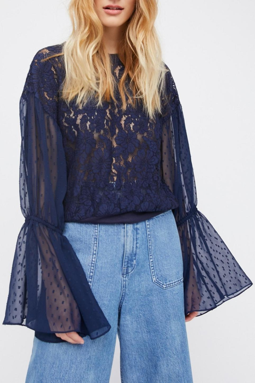 Free People Something Like Love Top - Main Image