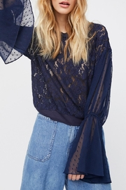 Free People Something Like Love Top - Front full body