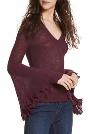 Free People Soo Dramatic Top - Front full body