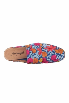 Free People Spanish Brocade Loafer - Alternate List Image