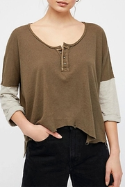 Free People Star Henley - Product Mini Image