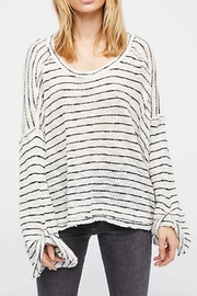 Free People Striped Hacci - Product Mini Image
