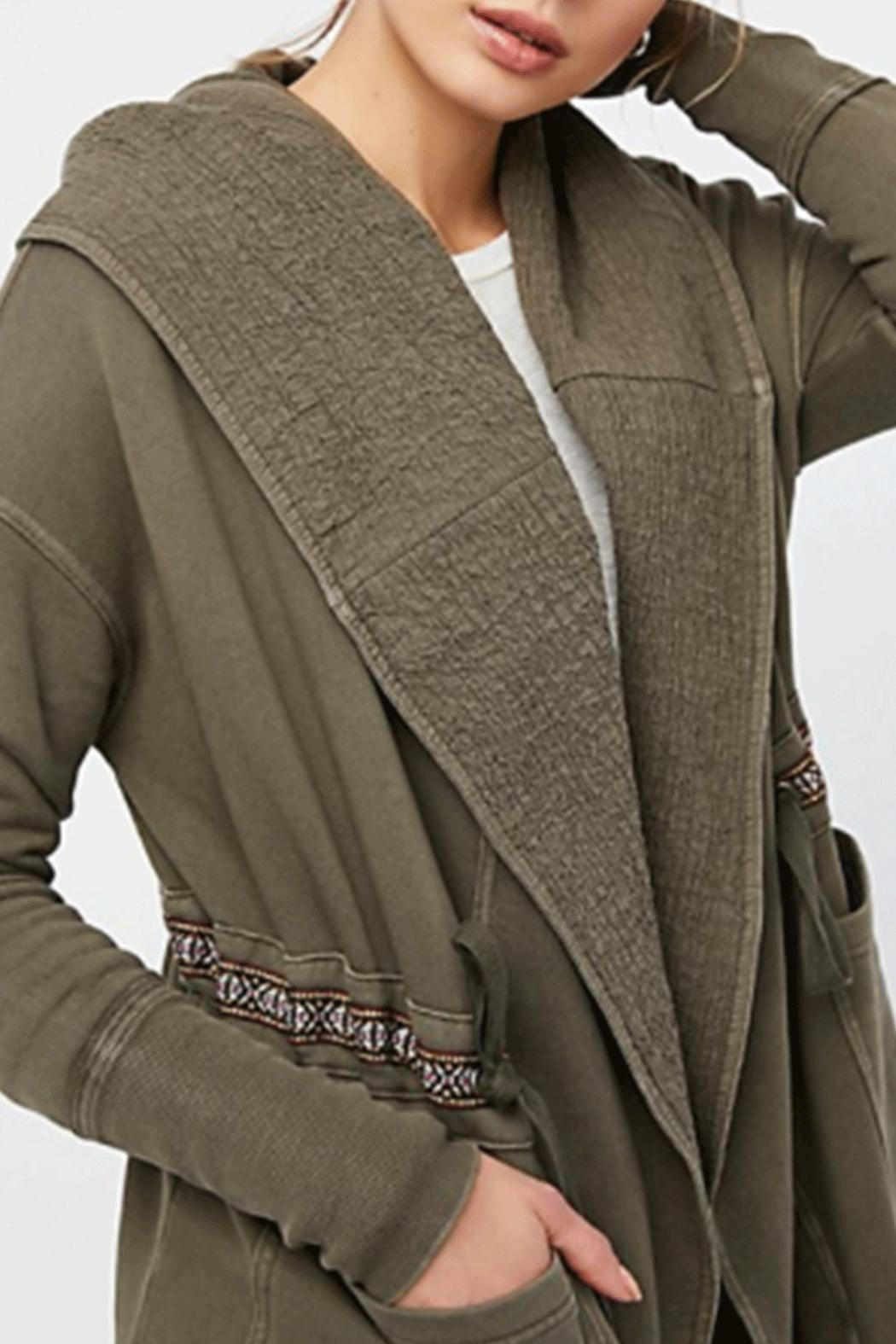 Free People Studio City Cardi - Front Full Image