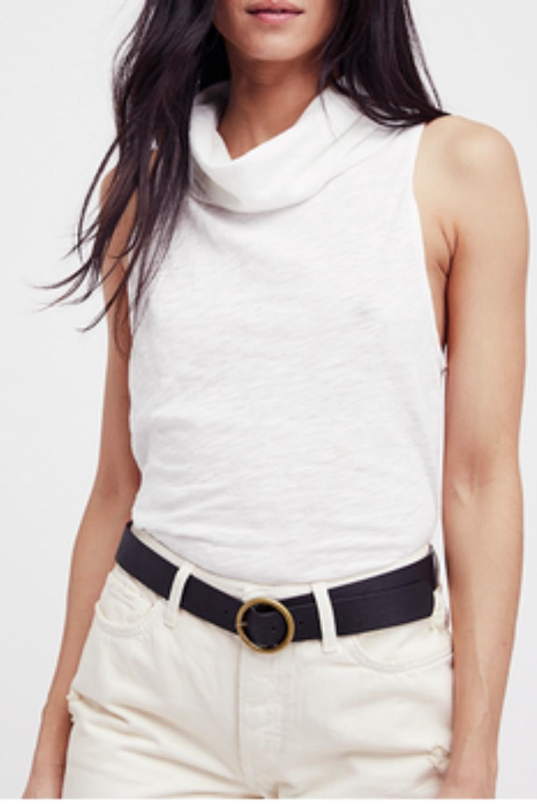 Free People Summer Thang Tank - Front Cropped Image
