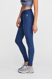 Free People Sunny Skinny Sweat - Front cropped