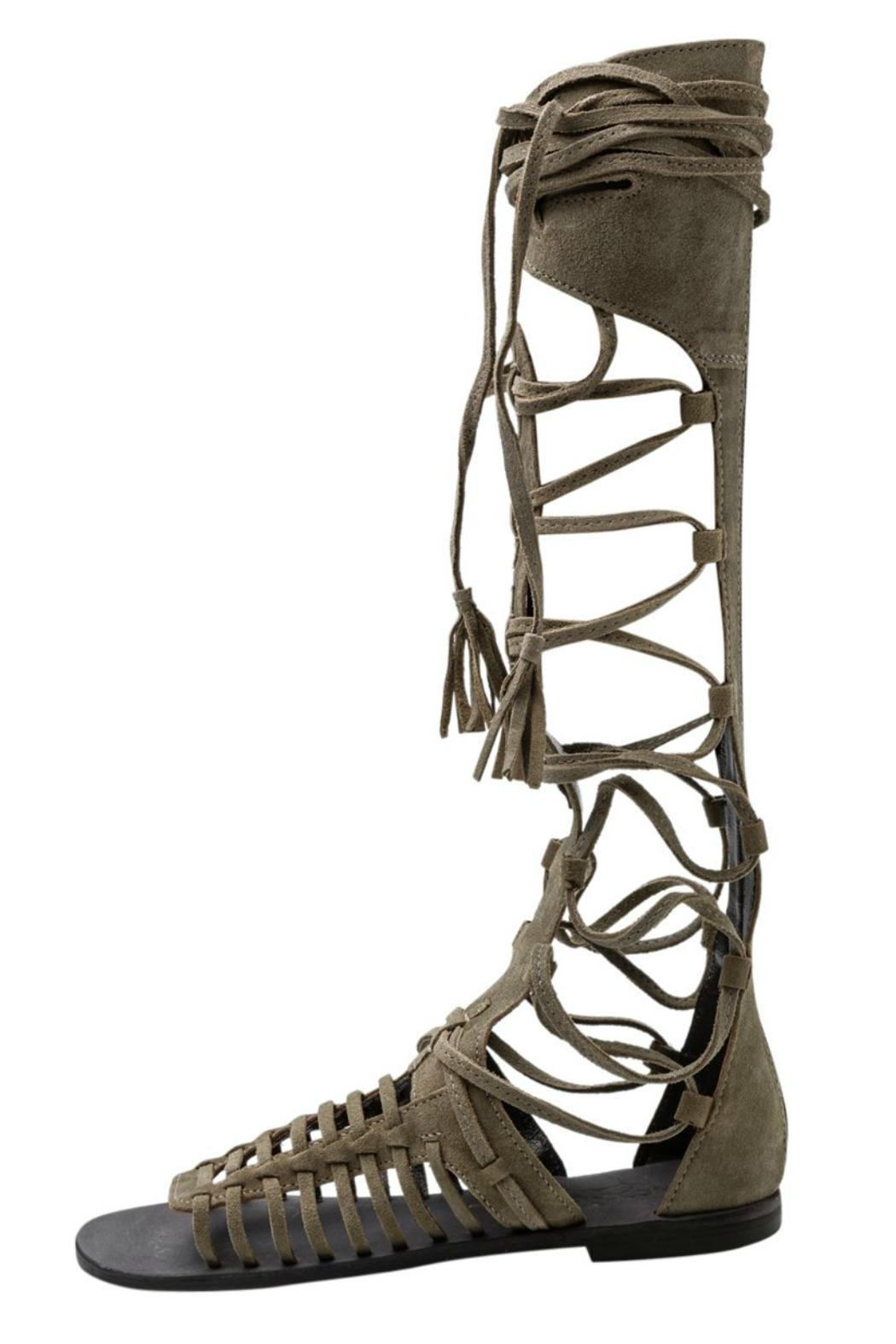 acb9f9d61d9c Free People Sunseeker Gladiator Sandal from Seattle by Mi Shoes ...