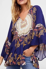 Free People Sunset-Dreams Printed Tunic - Product Mini Image
