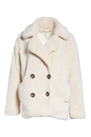 Free People Teddy Peacoat - Other