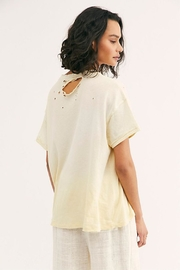Free People The Lucky Tee - Front full body