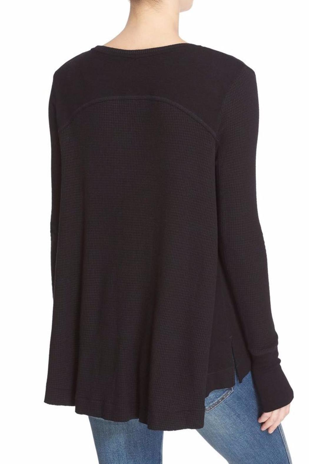 Free People Thermal Long Sleeve - Front Full Image