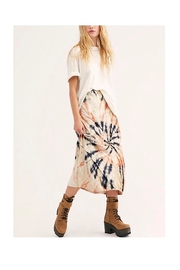 Free People Tie-Dye Maxi Skirt - Product Mini Image