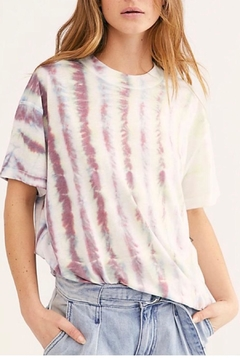 Free People Tiedye Top - Product List Image