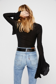 Free People Too Dramatic Top - Front full body