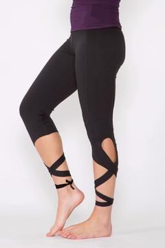 Shoptiques Product: Turnout Leggings Black