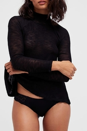 Free People Turtleneck Layering Top - Product Mini Image