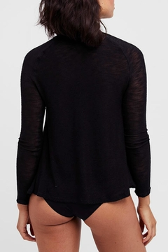 Free People Turtleneck Layering Top - Alternate List Image