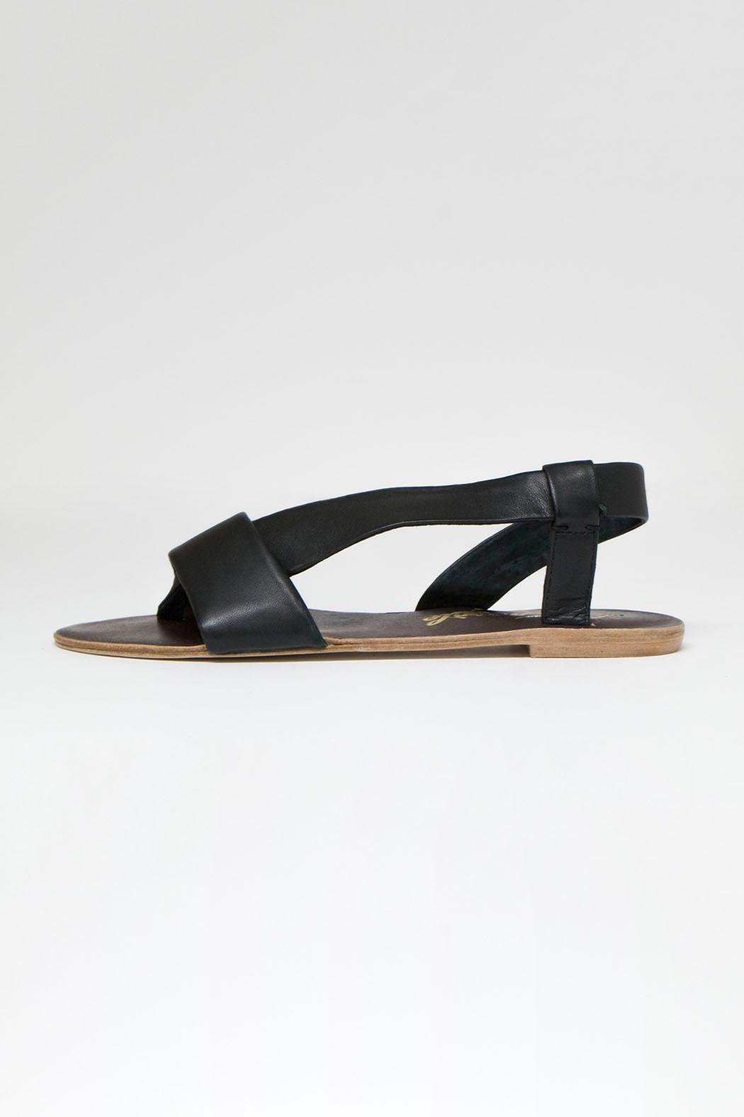 Free People Under Wraps Sandal - Front Cropped Image