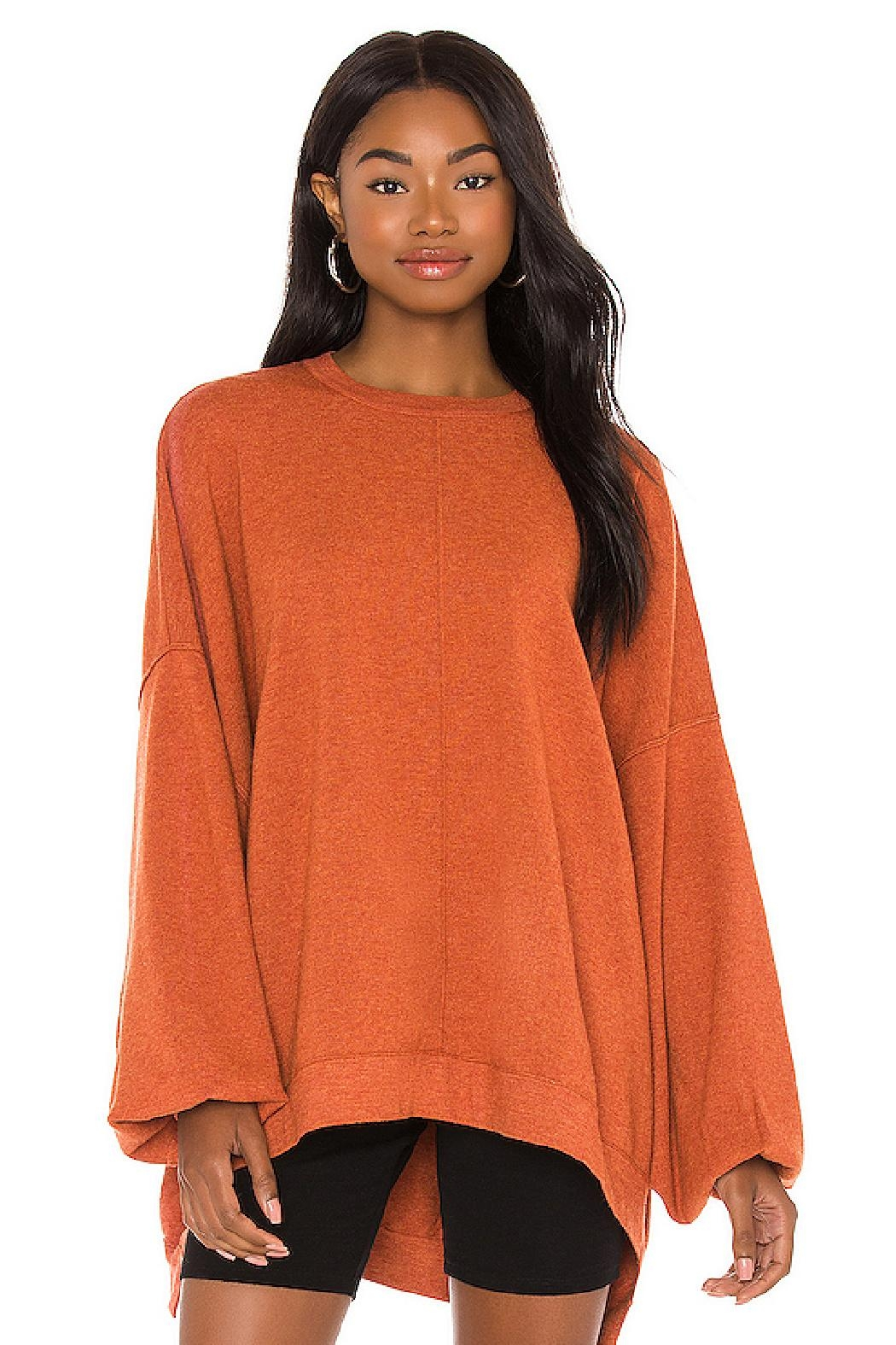 Free People Uptown Pullover - Front Full Image