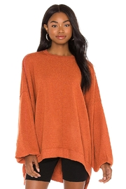 Free People Uptown Pullover - Front full body