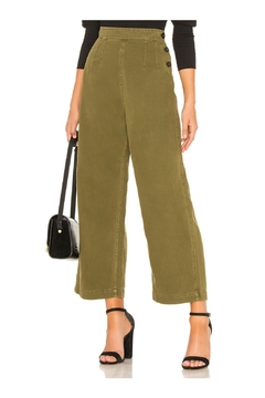 Free People Utility Crop Pant - Product List Image