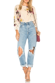 Free People Velvet Slouchy Babe - Product Mini Image