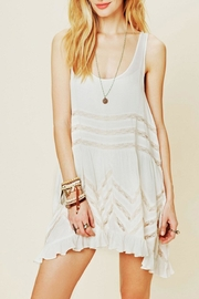 Free People Voile And Lace Dress - Product Mini Image