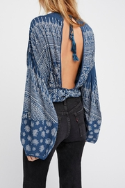 Free People Weekend Warrior Top - Front full body