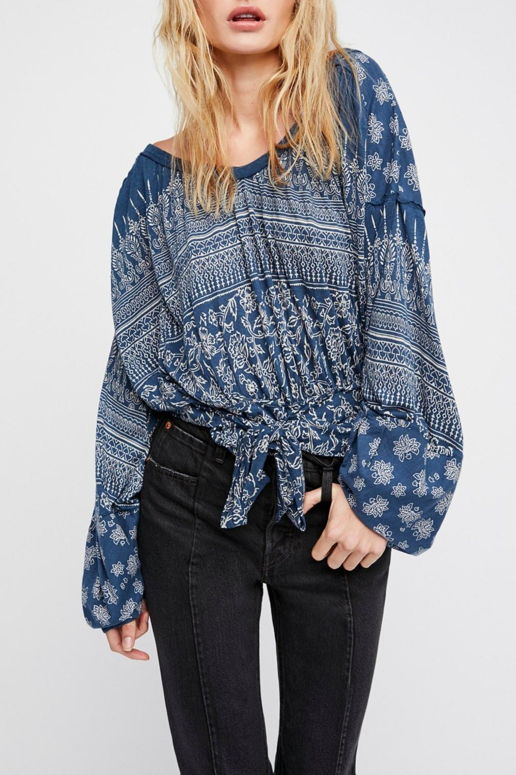 Free People Weekend Warrior Top - Main Image
