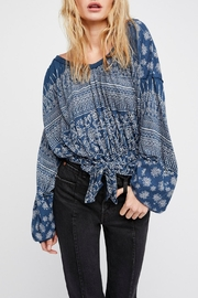 Free People Weekend Warrior Top - Front cropped