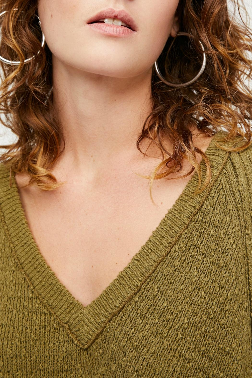 Free People West Coast Pullover - Side Cropped Image