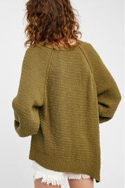 Free People West Coast Pullover - Back cropped