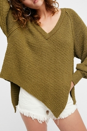 Free People West Coast Pullover - Front cropped