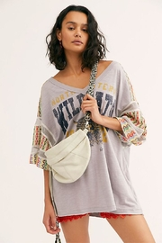 Free People Wildcat Oversized Tee - Product Mini Image