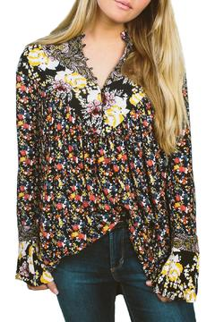 Shoptiques Product: Wildflower Fields Tunic