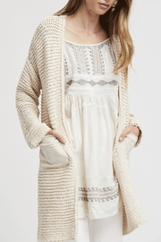 Free People Woodstock Cardi - Product Mini Image