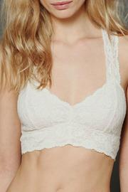 Free People Lace Racerback Bra - Product Mini Image