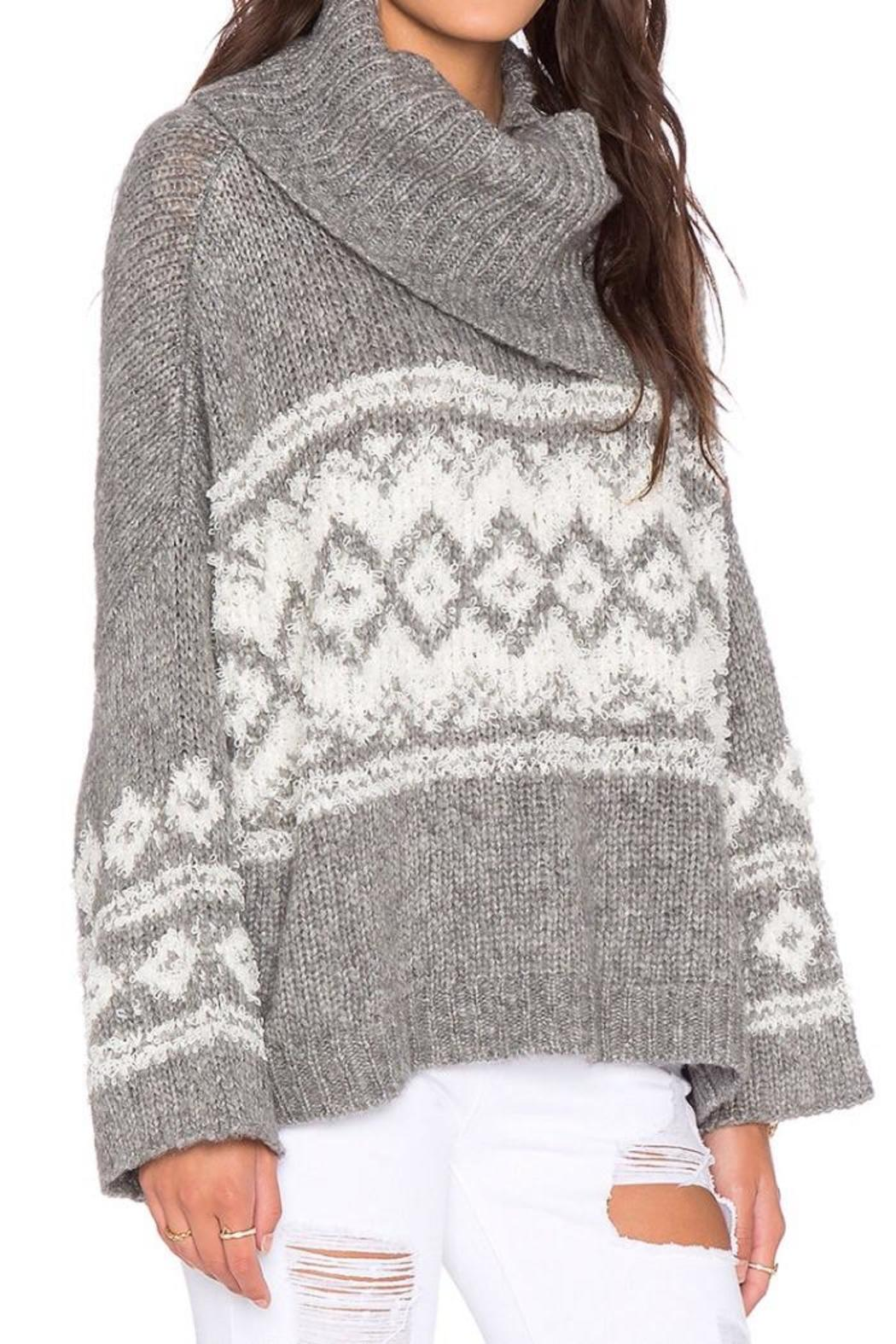 Free People Fair Isle Pullover from New York by The Isle Of You ...