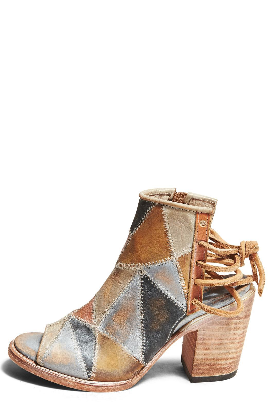 18fcf232f90 Freebird Bay Heeled Bootie from New York by Luna — Shoptiques
