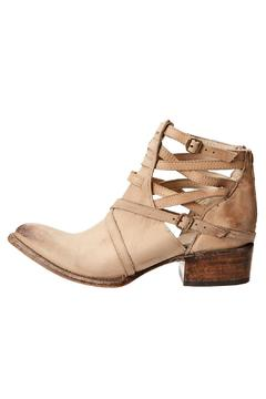Shoptiques Product: Distressed Leather Bootie